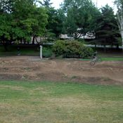 East Portland reporter's notebook: Pump track, a shop on the 'Outer Rim', Halsey sidewalk, & more