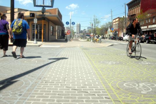 great crosswalks lead