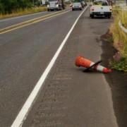 PBOT details fix for Marine Drive rumble strip slip-up