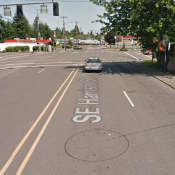 After alleged bike-bus collision, TriMet driver tells man 'You're fine' and drives off