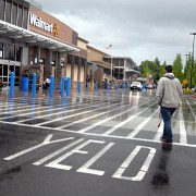 What we could learn from the Walmart parking lot at 82nd and Holgate