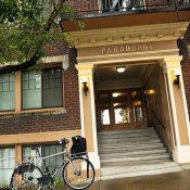 Should central-city apartment buildings charge extra for bike parking?