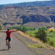 Day 2: Riding the John Day River valley