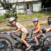 If you could change one thing about Sunday Parkways, what would it be?