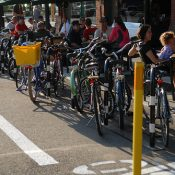 Comment of the week: How paying for on-street bike parking could be awesome