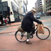 Portland Police will target bicycling on downtown sidewalks