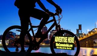 bike billboard