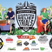 'Disaster Relief' and family cargo bikers join for major event this weekend