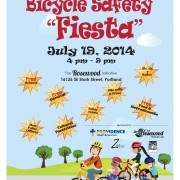 PPB will host bike safety 'fiesta' in east Portland tomorrow (7/19)