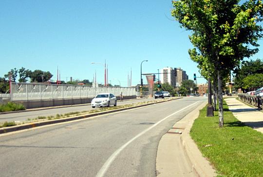 ho-hum bike lane