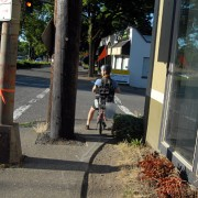 Portland's worst bike detour will be around for at least one more year