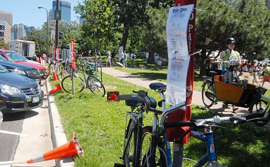 parking shortage