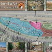 Future off-road bike park Gateway Green acquired by City of Portland