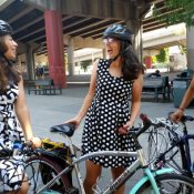'Mujeres en Movimiento' group brings out the bike-fun smiles