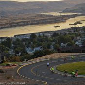 Cycle Oregon Day 1 – The Dalles to Glenwood