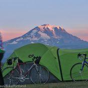 Cycle Oregon Day 2 – Glenwood to Dufur
