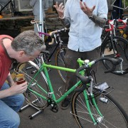 Locally made bikes, beer and music on tap for weekend festival