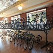 Local bike shops as important as infrastructure?