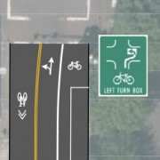NE 7th through Lloyd District slated for new bikeway