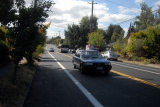 ambiguous bike lane