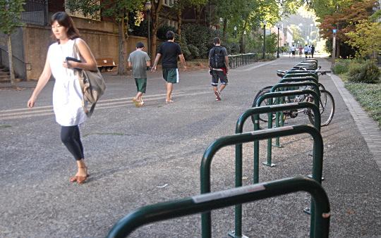 empty racks