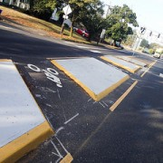 On Michigan greenway, diverter reduces driving but biking boost is modest