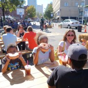 Rave reviews roll in for temporary 'Better Block' on 3rd Ave