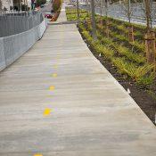 First look: New bike facilities open along MAX Orange Line