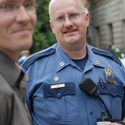 Why Portland's new Chief of Police is good news for bicycling