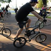 Weekend Event Guide: Freak bikes, urban singlespeeding, levees, and more