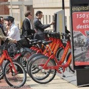 NYC investment company buys Alta Bicycle Share, hires former transit CEO