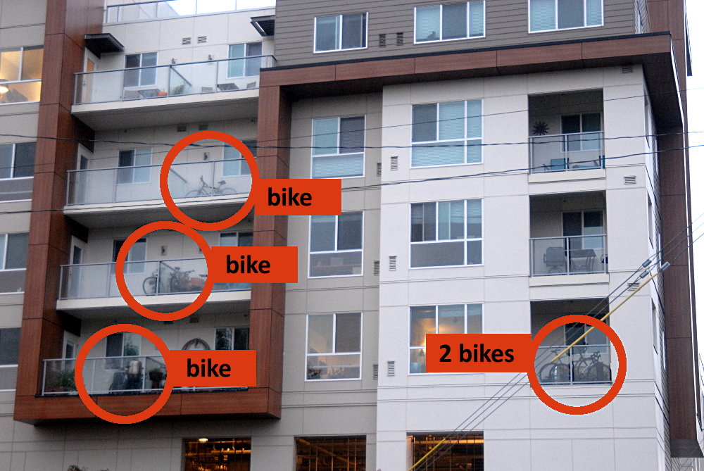 Two Years After Portland S Parking Wars Apartment Garages Aren T Filling Up