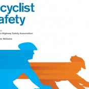 National 'Bicyclist Safety' report out today gets actual safety trends backwards