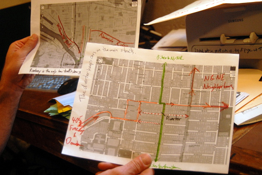 bikeloud maps