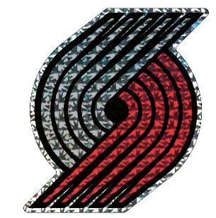 blazers- sticker