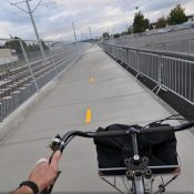First look: New bike facilities open along MAX Orange Line
