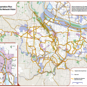 A region can dream: The metro area's vision for its future path network