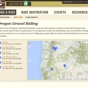 Travel Oregon adds gravel routes to bicycling portal website