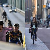 Five surprises in a comparison of Portland and Dutch travel choices