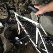 How I stole my bike back