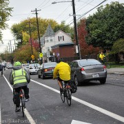 "Thoughts on ""passing chaos"" on new Williams Ave bike lane"