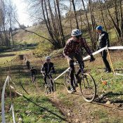 Cyclocross exhibition offers glimpse of Gateway Green's potential