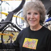 Marilyn Hayward, bike shop owner and recumbent evangelist, has died
