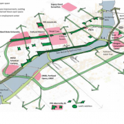 Linking the central eastside: City narrows options for closing the 'Green Loop'