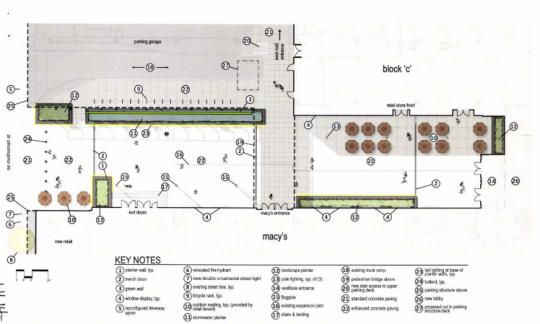 lloyd entrance schematic