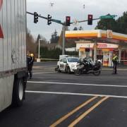 Collision involving FedEx truck kills man riding on Cornell Road in Cedar Mill