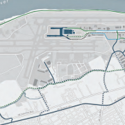 Does your airport have a 50-page bike plan?