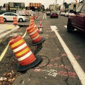 In letter to PBOT, BTA says Williams Ave work zone has led to injuries