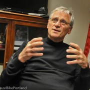 Q&A: Earl Blumenauer is a little bit worried for the city he helped build