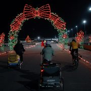 'Bike the Lights' carfree tonight at PIR